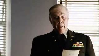 George C. Marshall reads Abraham Lincoln