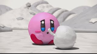 Kirby and the Rainbow Curse プレイ動画.
