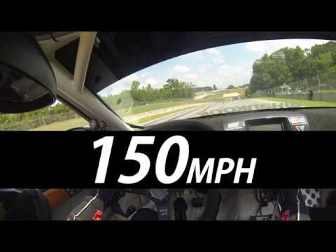 Chris Forsberg 150mph Drift at Grid Life Road Atlanta 2016