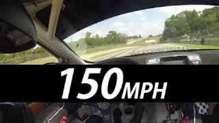Chris Forsberg 150mph Drift at Grid Life Road Atlanta 2016