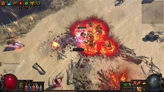 Path of Exile - 3.0 Kitava Slayer shaped Shore