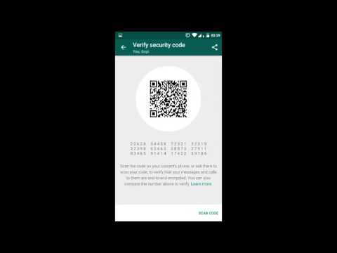 Encryption In WhatsApp
