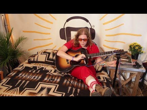 "Liz Cooper performs ""Fondly and Forever"" in bed 