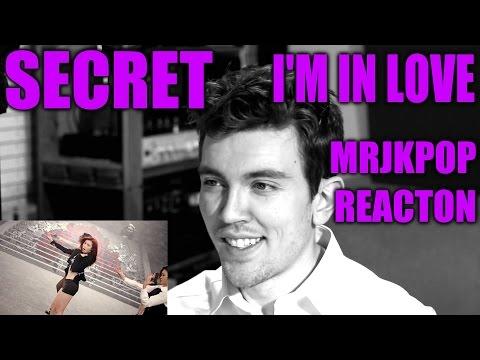 SECRET I'm In Love ( 시크릿 ) Reaction / Review - MRJKPOP