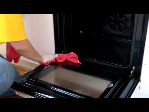 Cleaning Support Services - Training Video 2: Oven Cleaning