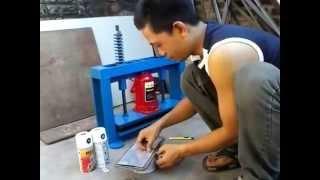 Cara membuat plat nomor(TNKB)