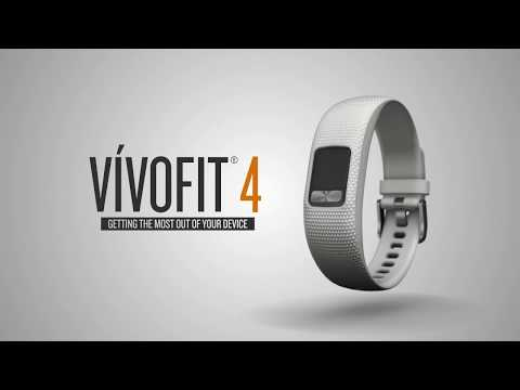 vívofit 4: Getting the Most Out of Your Devicevi