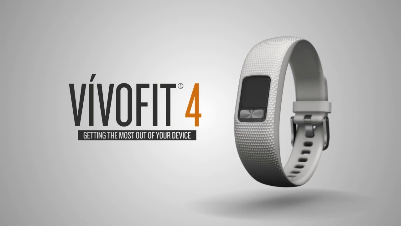 vívofit 4: Getting the Most Out of Your Device - Dauer: 3 Minuten, 13 Sekunden