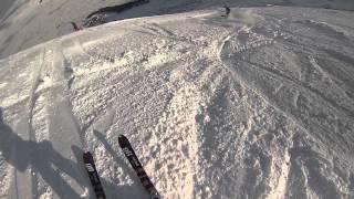 Glencoe skiing Feb 1st 2015