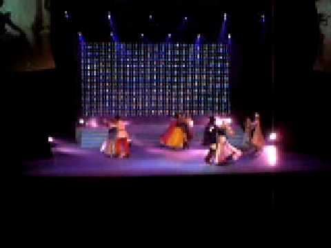Video    Baile princesas