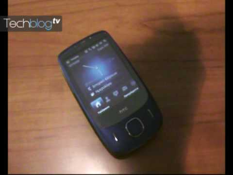 HTC Touch 3G hands-on