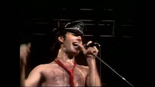 QUEEN   We Will Rock You live London 1979