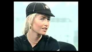 Wendy James Interview with Frank Bough (6 O'Clock Live)