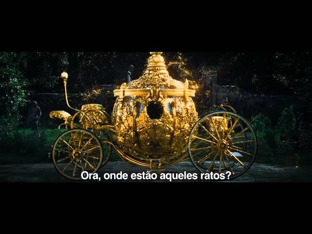 Cinderela - Trailer