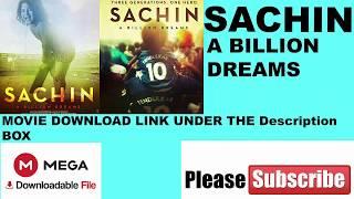 SACHIN A BILLION DREAMS Movie 1080 HD Download link under the description