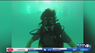 Learning Scuba Diving with The Fearless Rock Diving Team