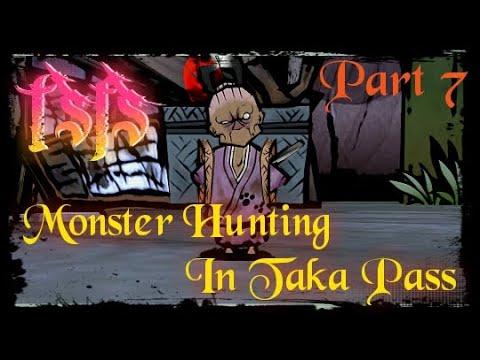 Okami HD: Monster Hunting In Taka Pass Part 7 2021 |