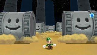 Super Mario Galaxy 2 Walkthrough - Part 28 - Slipsand Galaxy