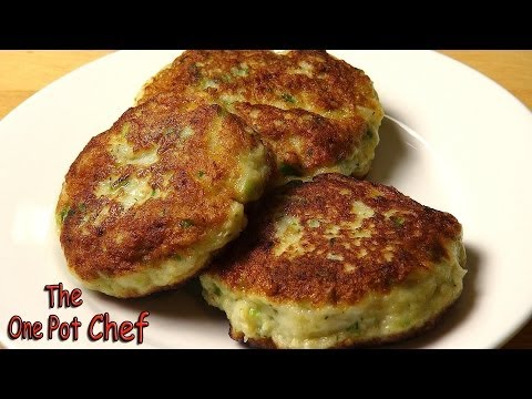 Easy Fish Cakes | One Pot Chef