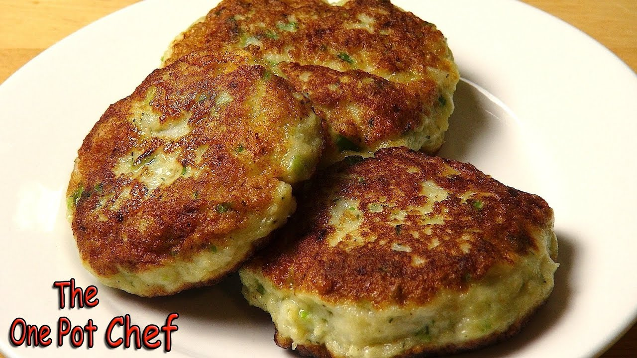 Easy Fish Cakes One Pot Chef YouTube