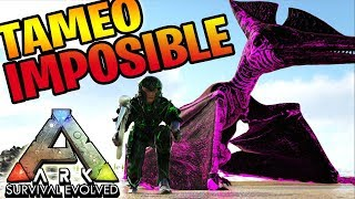 EL TAMEO IMPOSIBLE! - OMGARK #4 - ARK: Survival Evolved