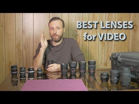 Lens Guide for Filmmakers