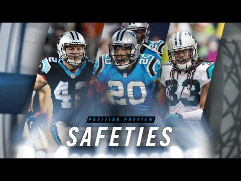Carolina Panthers 2016 Position Preview: Safeties