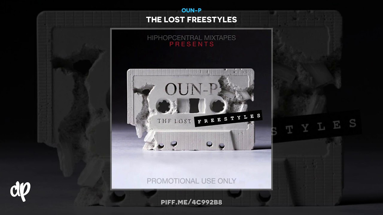 Oun-P - The Lost Freestyles Intro [The Lost Freestyles]