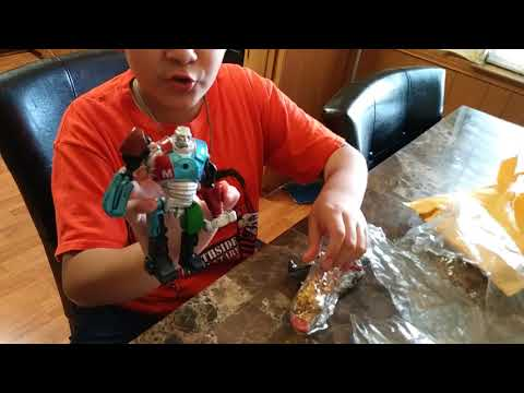 Real Steel Unboxing