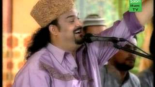Naqsh e Aqeedat - Amjad Sabri - Bhar Do Jholi Mari - Hum Tv