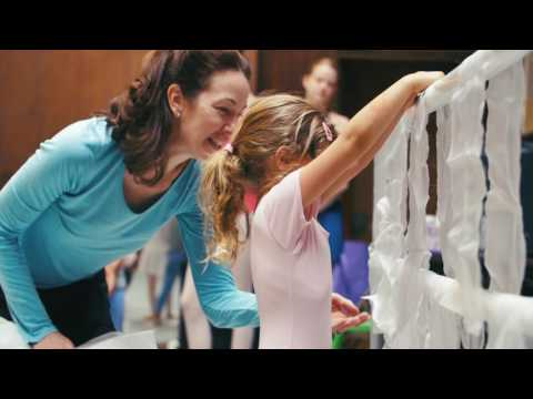 Classes for Toddlers and Pre-School Kids at The New Ballet School