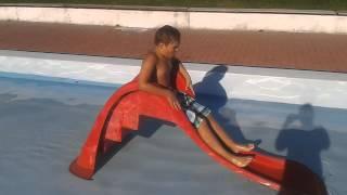 Größte Wasserrutsche der Welt
