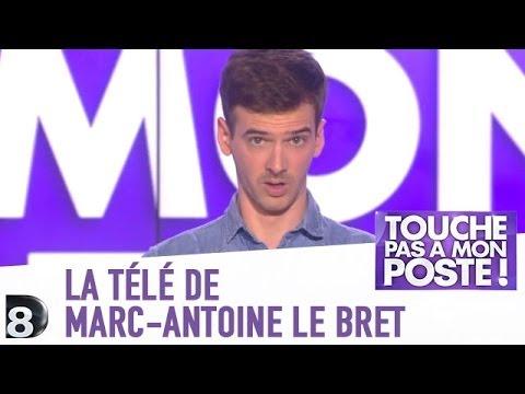 François Cluzet s'énerve encore !  La télé de MarcAntoine Le Bret