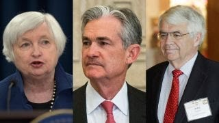 Who will become the next Federal Reserve chair?