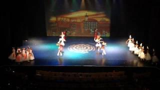 danse des heures acte 2