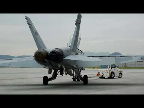 Fleet Readiness Center Western Pacific inducts aircraft