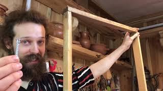 🍯 Ширма для защиты от глины Обучение гончарству Волшебство керамики