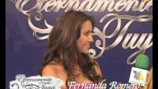 Fernanda Romero - Te cautivara