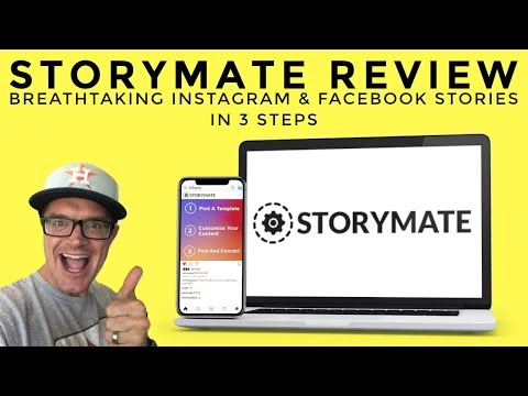 StoryMate real review, funnel info, + exclusive bonuses. http://bit.ly/2HwwXk6