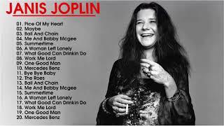 janis joplin Greatest Hits - Best Songs of janis joplin