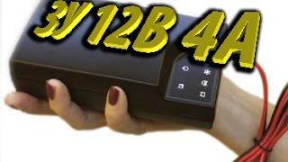Зарядний пристрій BL1204, огляд демонстрація застосування розбирання