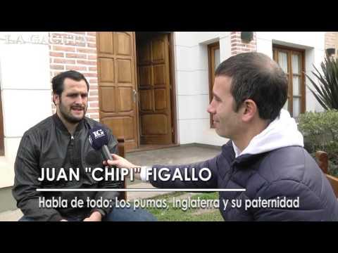 """El """"Chipi"""" Figallo de vacaciones en Salta habla de todo"""