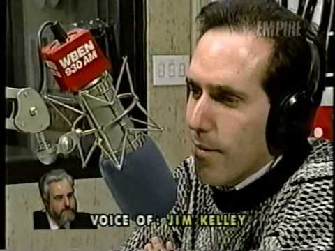 Staffannouncer.com Presents: WBEN's Howard Simon on Empire Sports Network 1996 Part 1