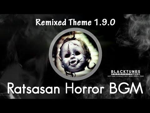 Ratsasan Horror BGM Remixed Version [HQ] | Ratsasan Theme Revised | Ringtone |