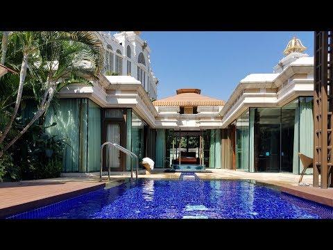 Banyan Tree Macau - 1 Bedroom Pool Villa #508 Begonia