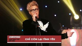 chi con lai tinh yeu - bui anh tuan  christmas live concert official video