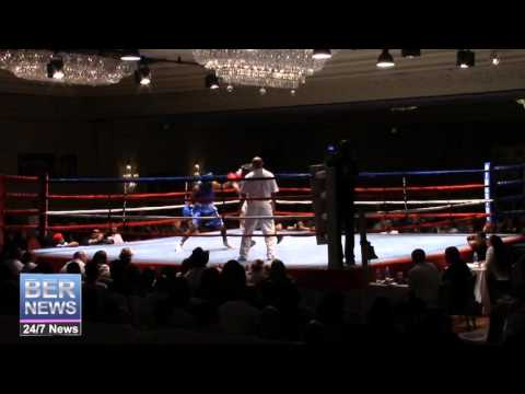 Zain Philpott vs Shomari Warner Boxing Match, November 7 2015