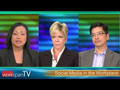 Social Media in the Workplace: Legal, Policy and Productivity Issues