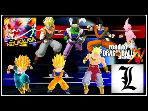 Road to Dragon Ball Xenoverse! - Vs. SergioM3 [720p60]