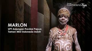 Ruang Kreatif: Workshop dan Tutorial Tari Pangkur Sagu oleh UPT Anjungan Provisi Papua TMII